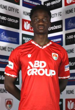 Elijah Ziyambe